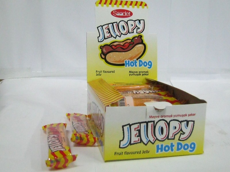 SAADET JELLOPY HOT DOG